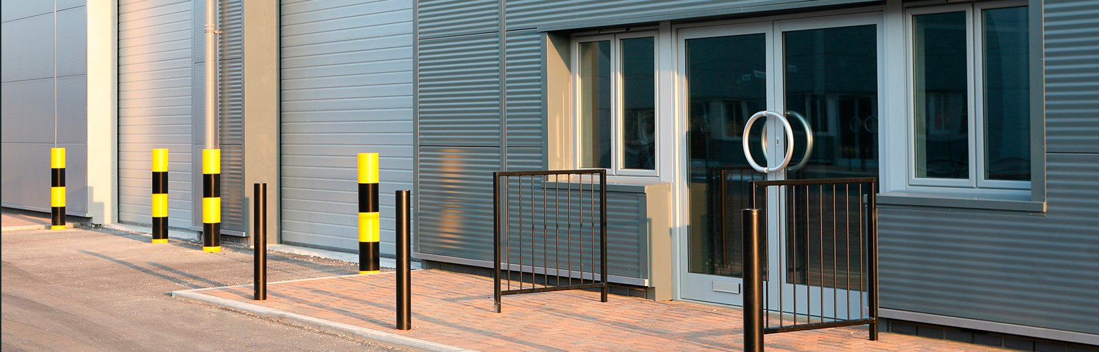 Security Shutters | Commercial
