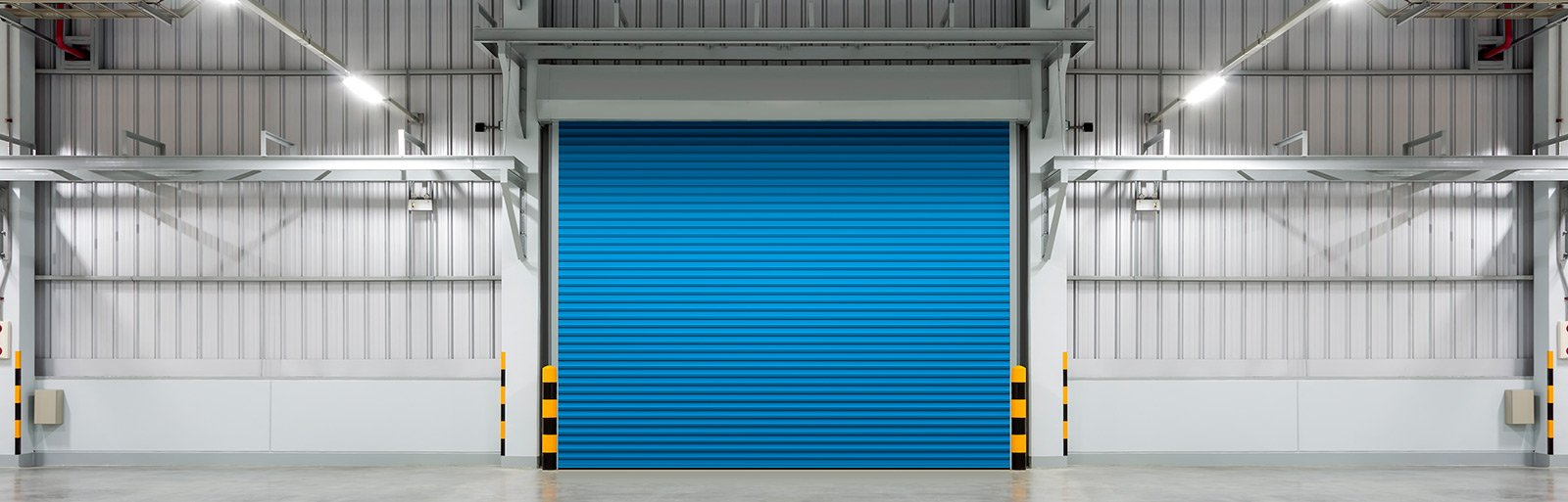 Industrial Overhead Roller Doors
