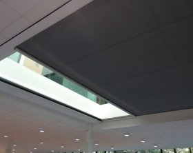 Fire Curtains | WG Security Shutters