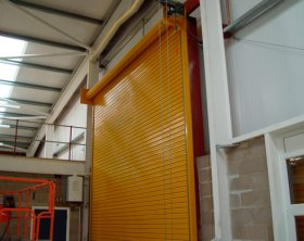 Industrial Shutters | Roller Doors