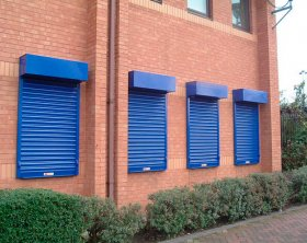 Retail Shutters | Window Shutters