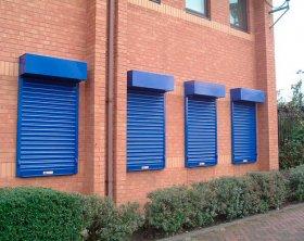 Retail Shutters | Window Shutters