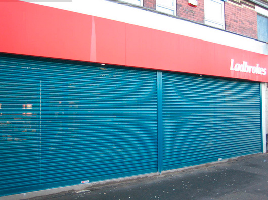 Retail Shutters